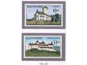 SR 1998 / 146-147 / Krásy našej vlasti