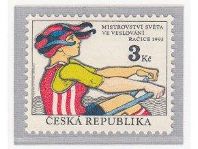 ČR 1993 / 020 / MS vo veslovaní