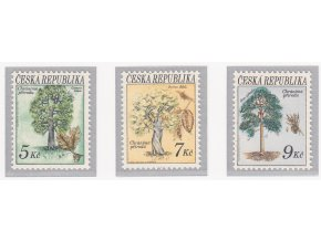 ČR 023-025 Ochrana prírody - stromy