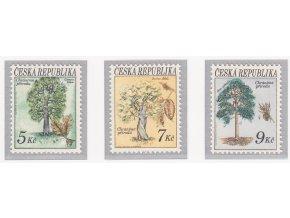 ČR 1993 / 023-025 / Ochrana prírody - stromy