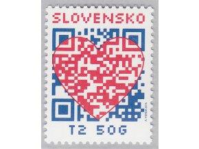 SR 2015 / 581 / Valentínske blahoželanie