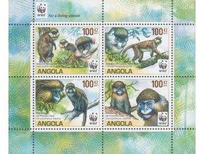 Angola 1858 1861