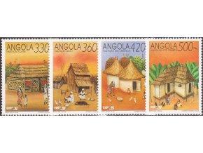 Angola 0887 0890