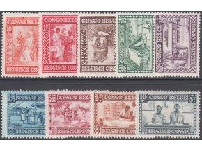 Belge Congo 110 118
