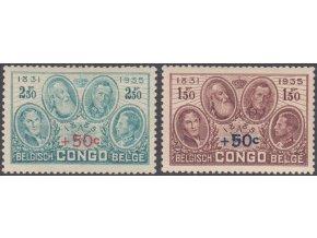 Belge Congo 165 166
