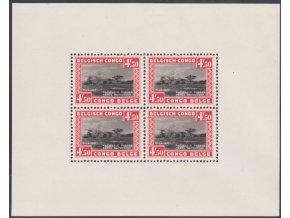 Belge Congo 170 Bl 1