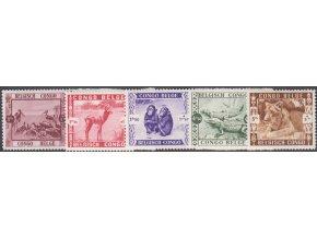 Belge Congo 185 189