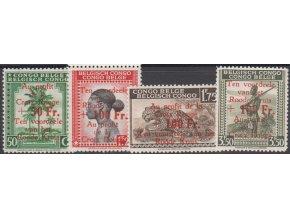 Belge Congo 248 251