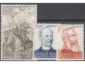 Belge Congo 260 262