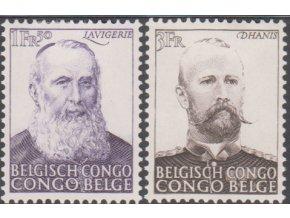 Belge Congo 293 294