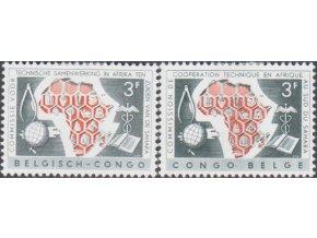 Belge Congo 358 359