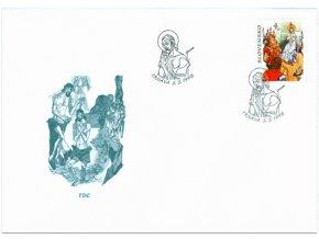 SR 1998 / 150 / Duchovná obnova FDC