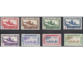 Cote Ivoire 0190 0197