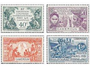 Cameroun 0112 0115