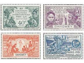 Dahomey 0092 0095
