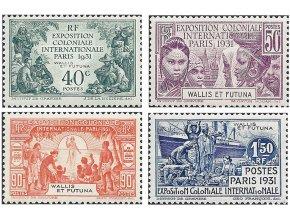 Wallis et Futuna 0075 0078