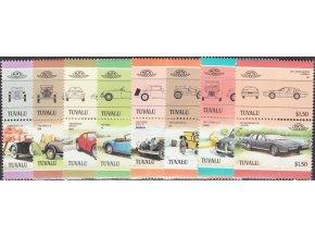Tuvalu 0334 0349