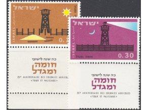 Izrael 0280 0281