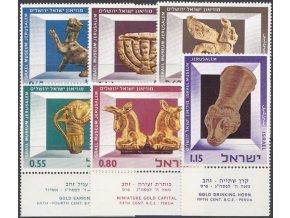 Izrael 0371 0376