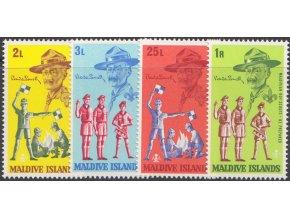 Maledivy 0248 0251