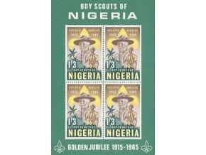 Nigeria 0163 Bl 5