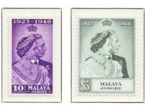 Malaya Johore 0113 0114
