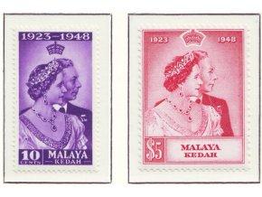 Malaya Kedah 055 056