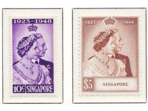 Malaya Singapore 0021 0022