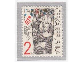 ČR 1994 / 031 / Medzinárodný rok rodiny