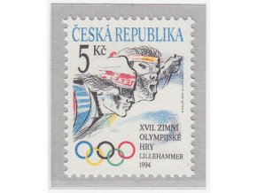 ČR 1994 / 034 / XVII. ZOH Lillehammer