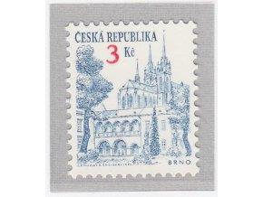 ČR 1994 / 035 / Mestská architektúra