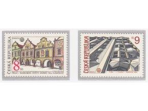 ČR 1994 / 039-040 / Krásy vlasti