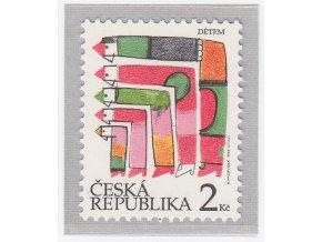 ČR 1994 / 041 / Deťom