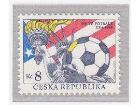 ČR 045 MS vo futbale v USA