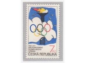 ČR 1994 / 046 / 100 rokov MOV
