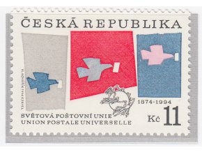 ČR 048 120. výročie UPU