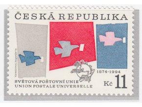 ČR 1994 / 048 / 120. výročie UPU