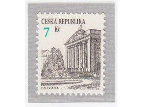 ČR 1994 / 060 / Mestská architektúra