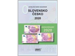 0 eurobankovky 2020 SR+ČR