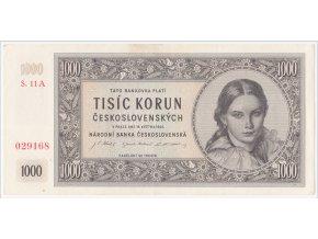 1000 korun S 11A