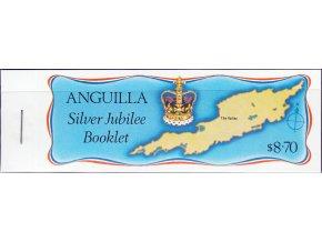 Anguilla 0269 0272 MH