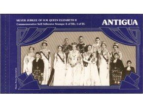 Antigua 0471 0472 MH