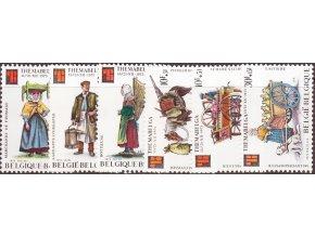 Belgicko 1841 1846