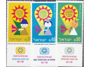 Izrael 0398 0400