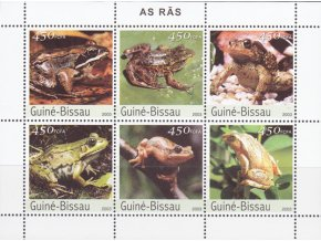 Guineé Bissau 2458 2463