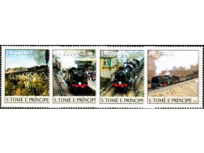 St Tome e Principe 2629 2632