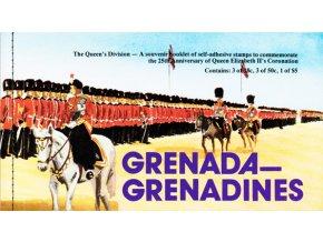 Grenada Grenadines 0275 0277 MH