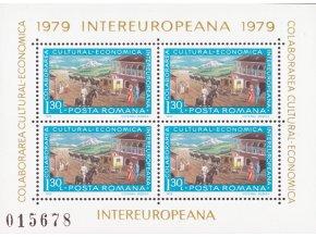 Rumunsko Bl 157