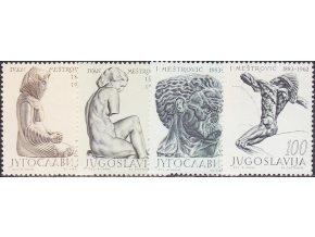 Juhoslávia 1052 1055