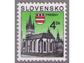 SR 166 Mestá - Prešov